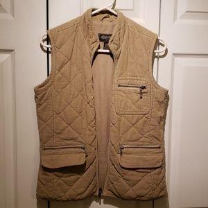 Eddie Bauer Corduroy Vest